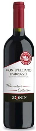 Zonin Montepulciano dAbruzzo Winemakers Collection